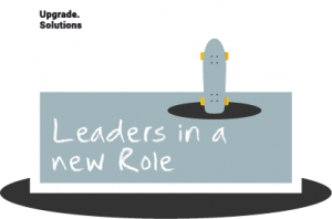 Leaders in a new Role