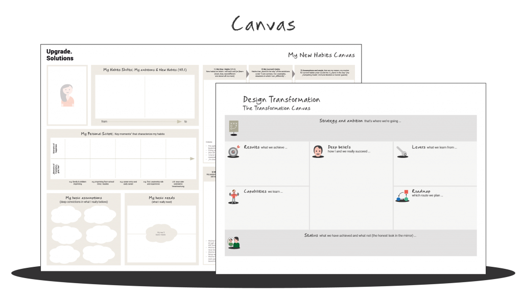 Solutions Canvas